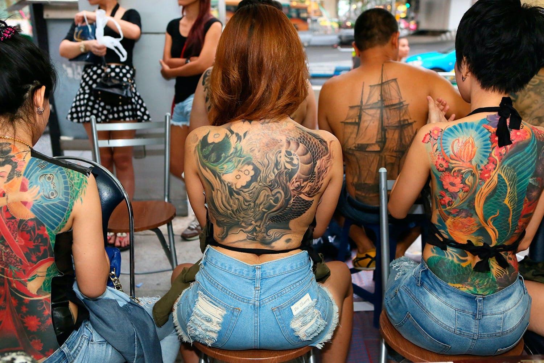 Tatuoinnit terästävtä terveyttä