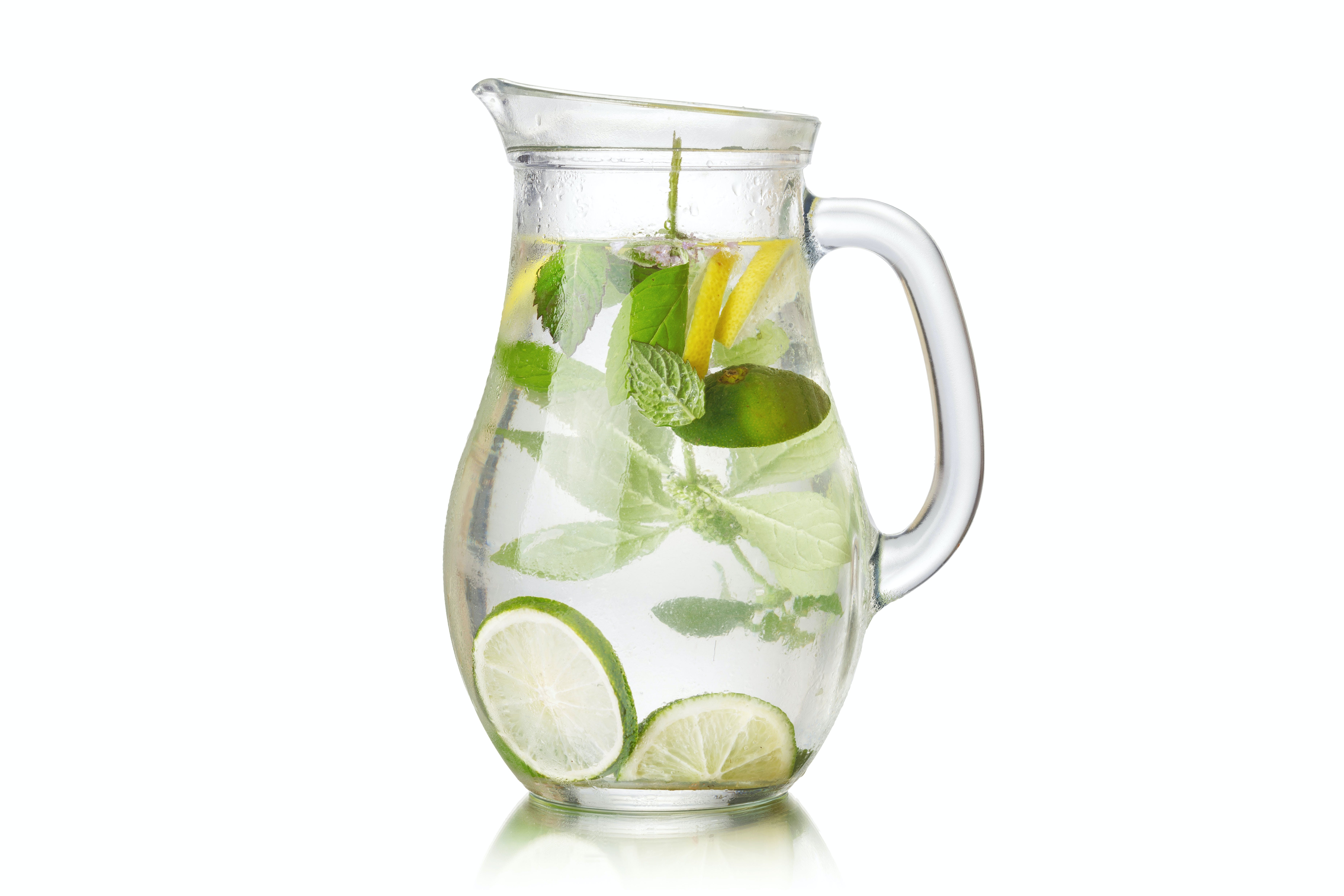Hvorfor flyder citronen, når limen synker?