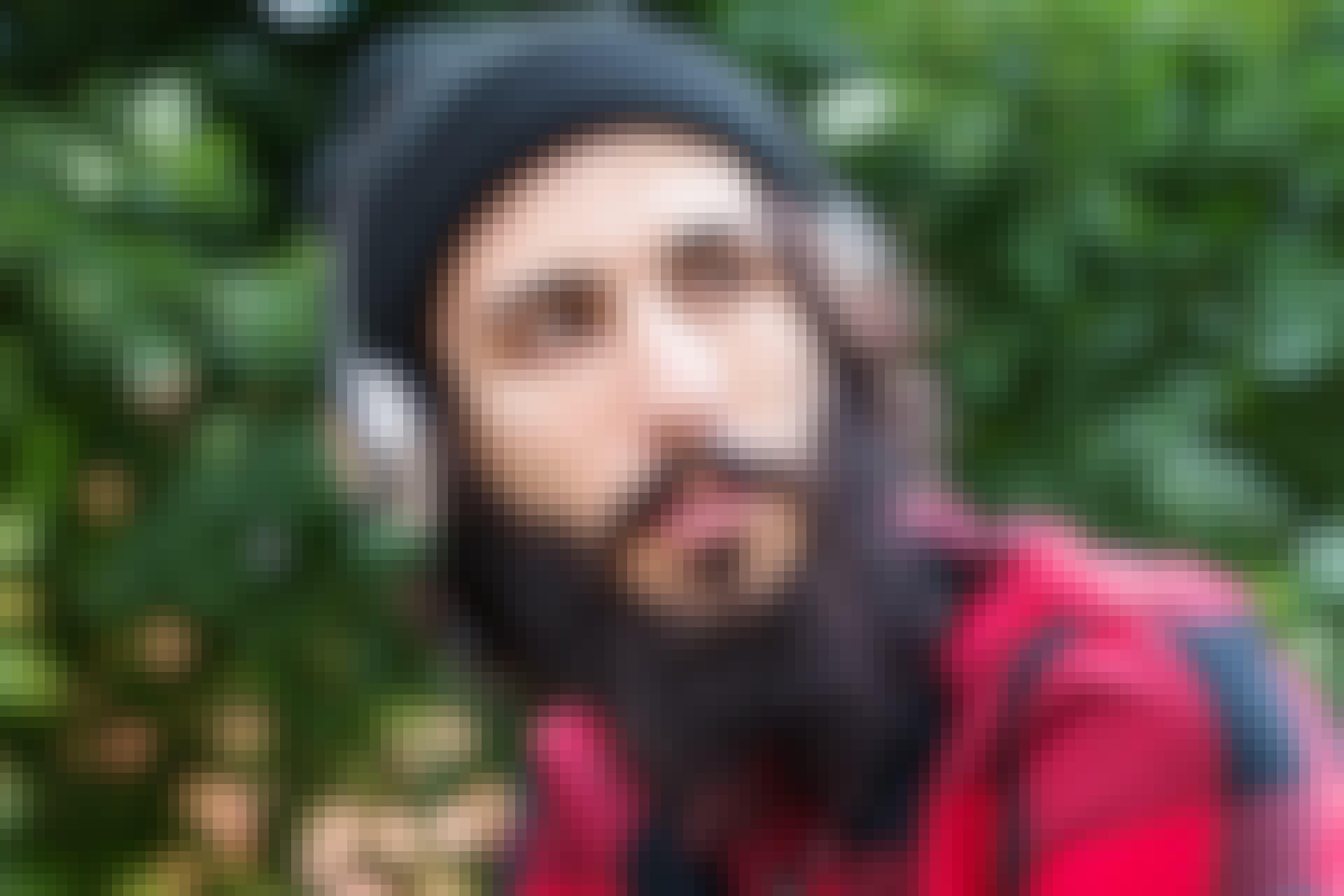 skæg hipster TOP