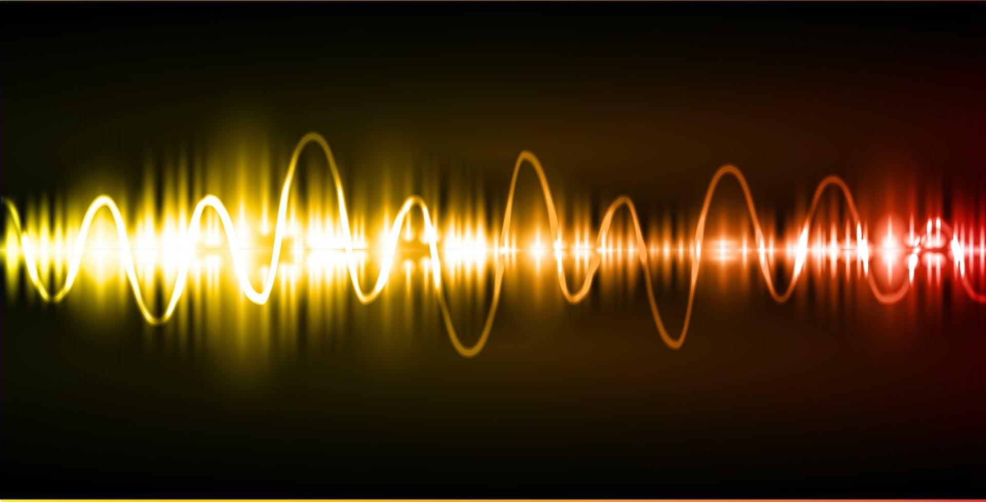 lydbølger på penis