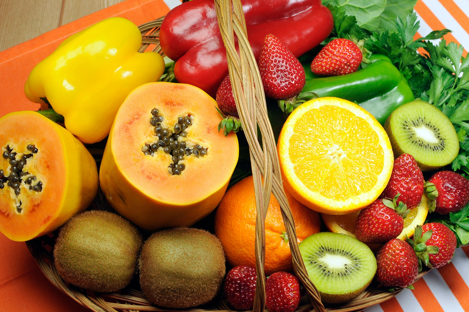 Vitamin C in food: 9 foods packed with vitamin C ...