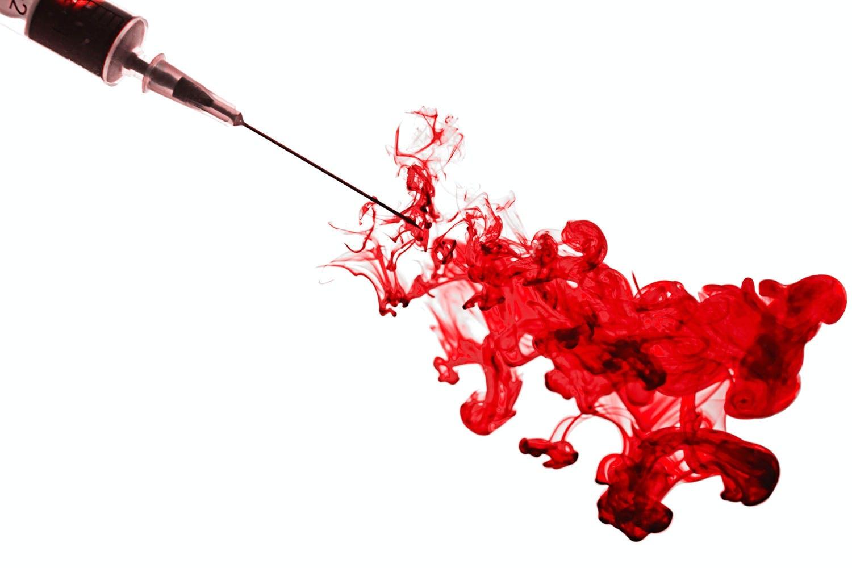 blodprøve