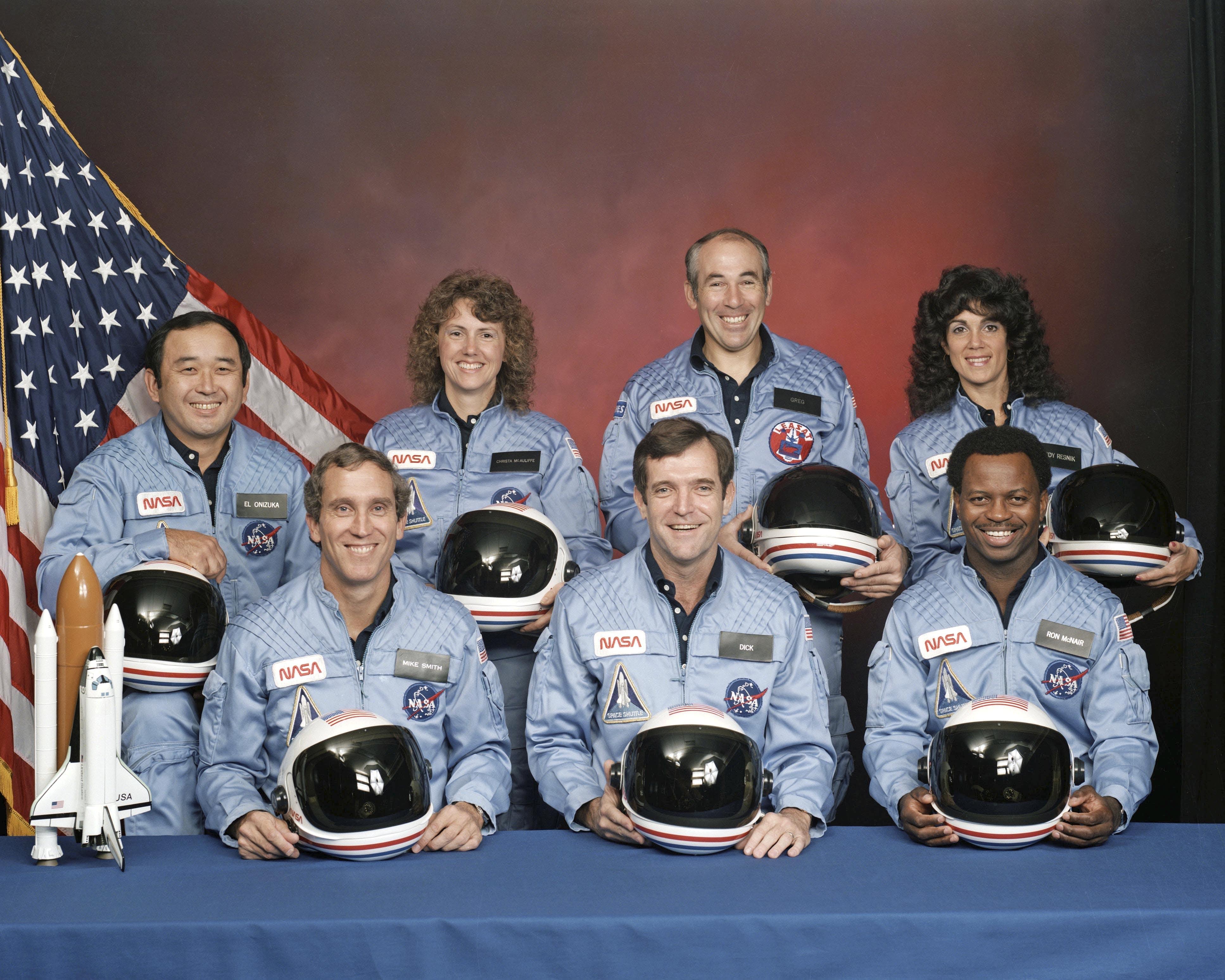 Challenger miehistö