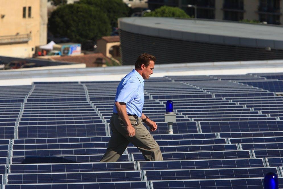 Arnold Solar Panel