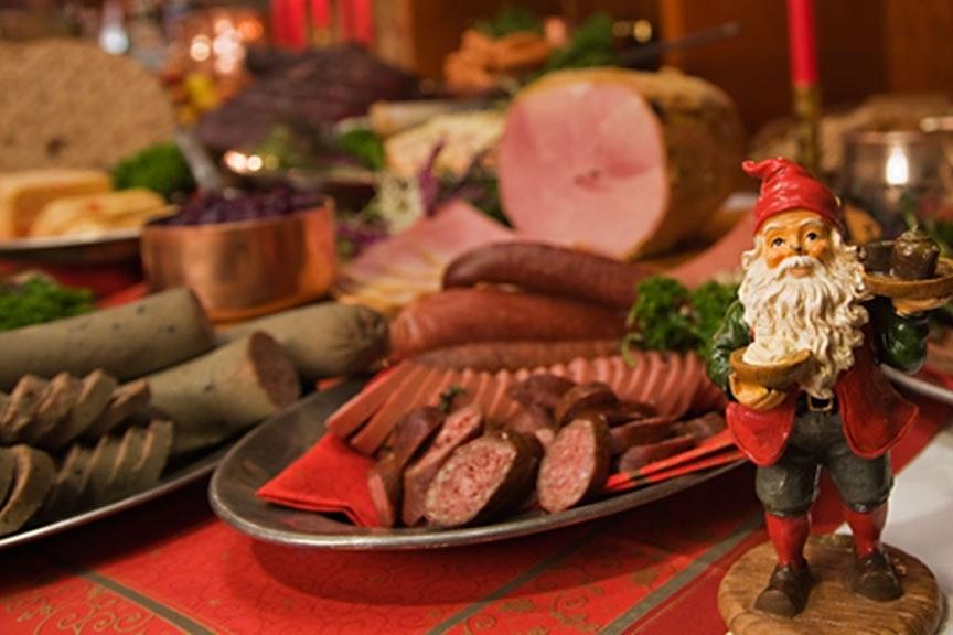 Hvor mye fetere blir vi i julen?