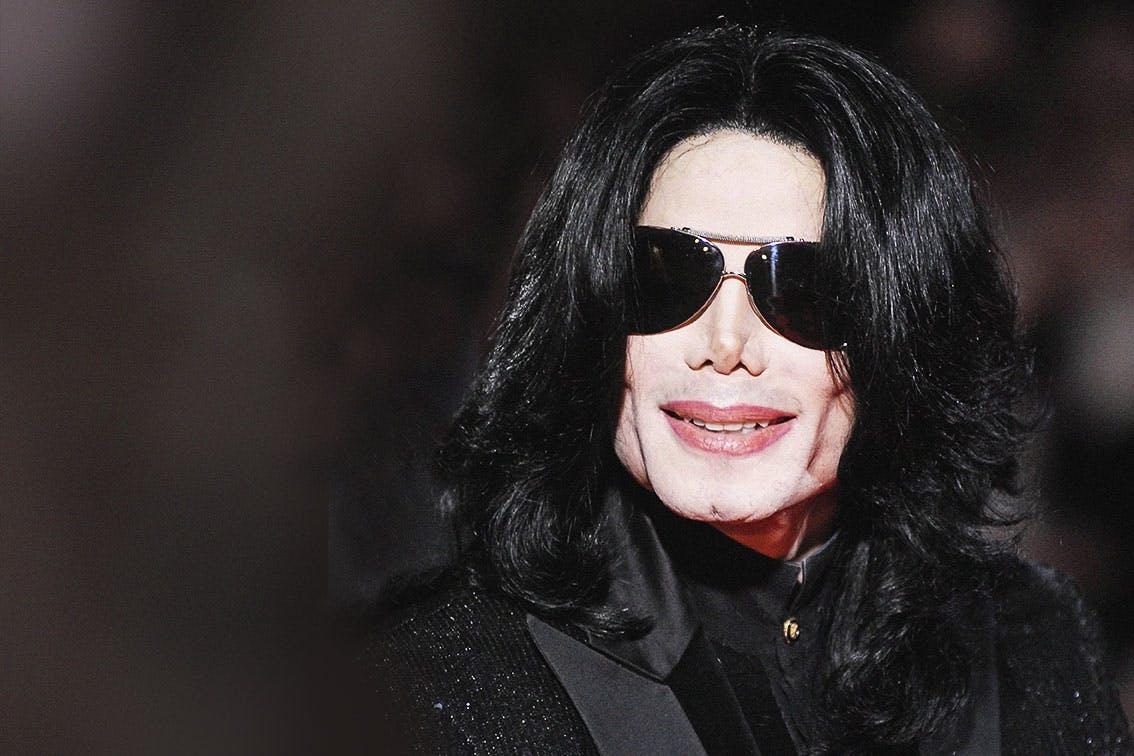 Michael Jackson hvid
