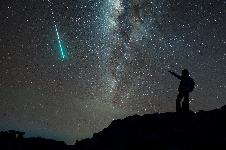 Stjärnfall