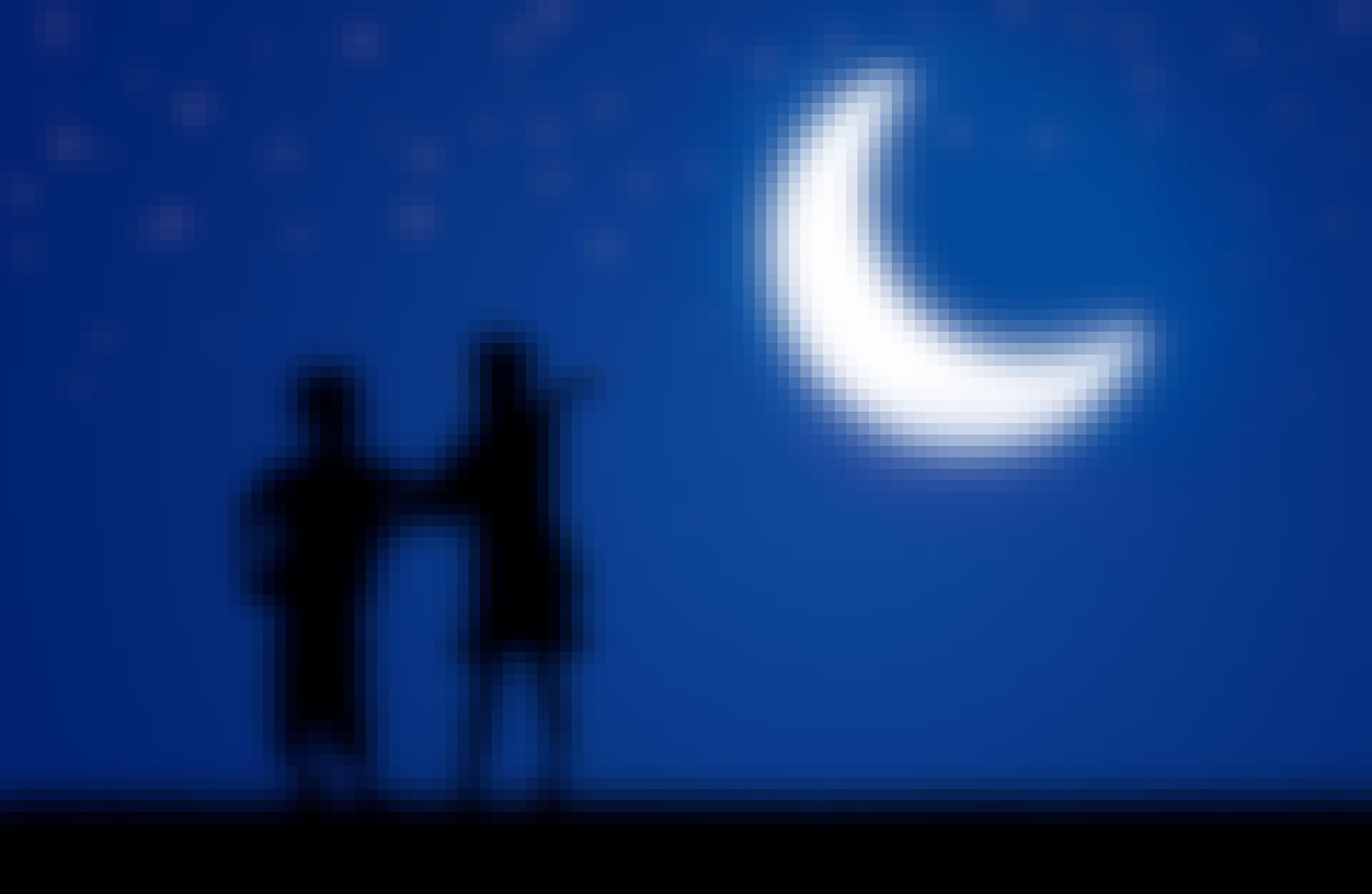 Månskådning