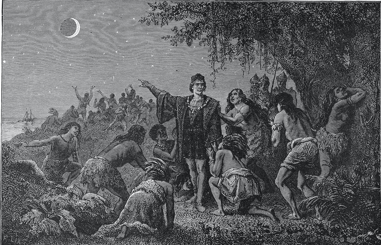 Columbus blodmåne