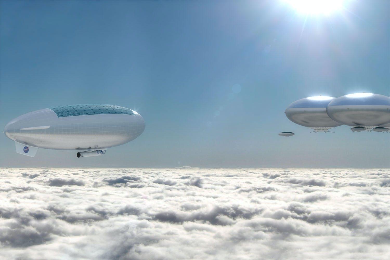 wolkenstad Venus