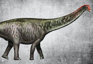 Brontosaurus gör comeback