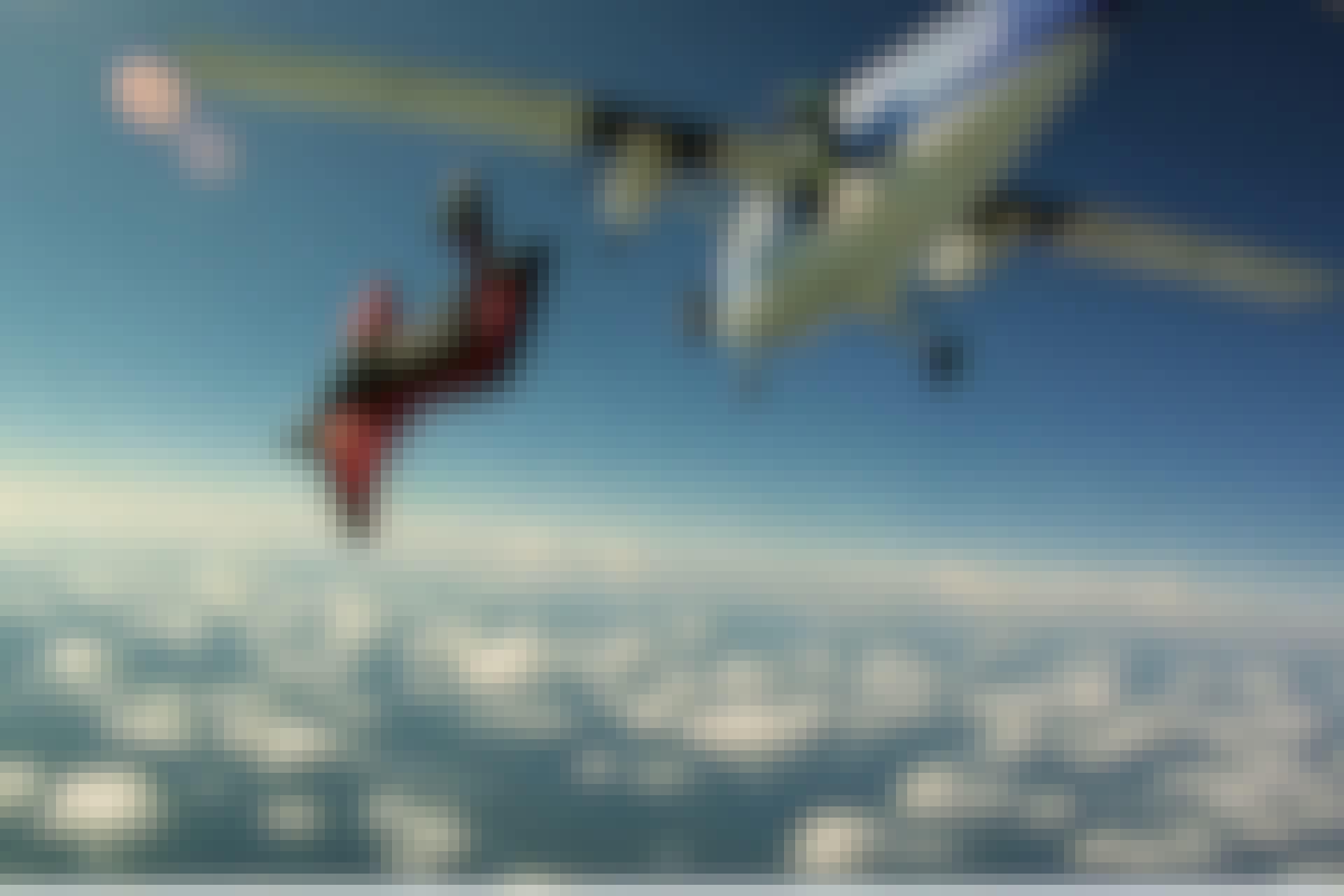 Adrenalin junkies vingedragter