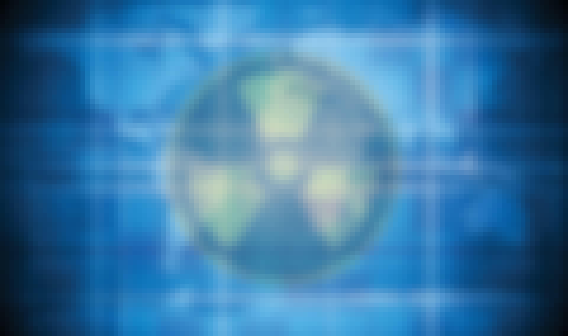 verdenskort radioaktivitet