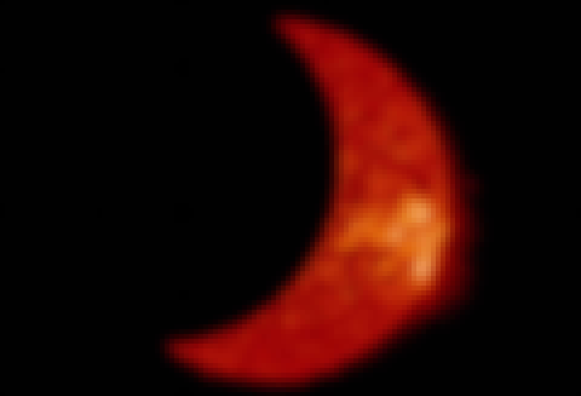 Solformørkelse set fra SDO