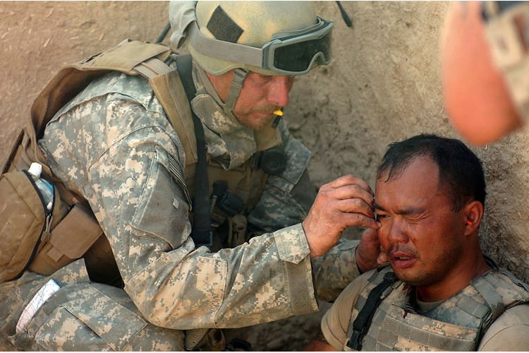 Hukommelse PTSD