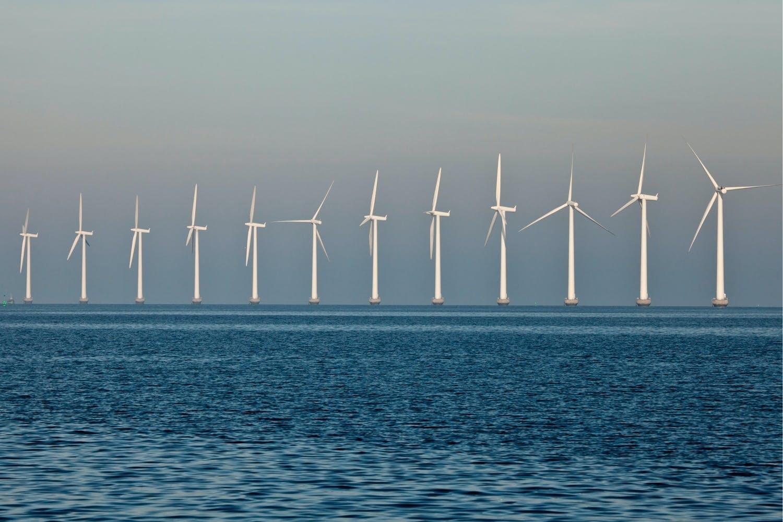 vindmølle, vindmøllepark, vindenergi