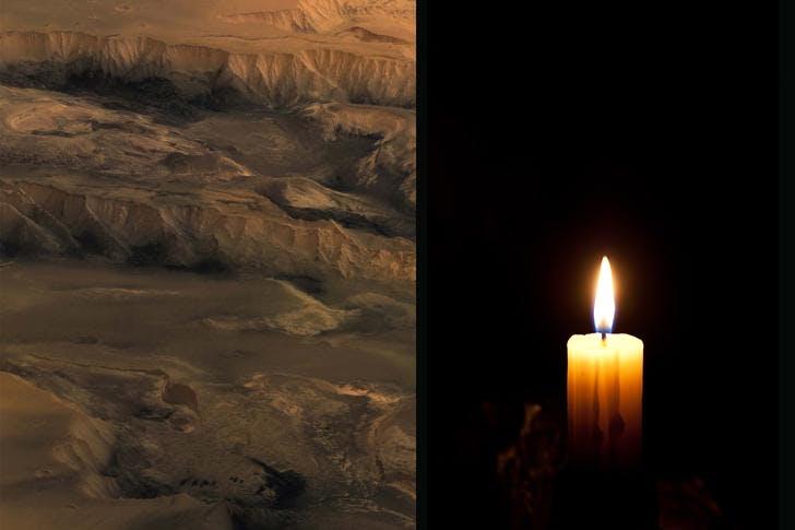 Ljus och Mars