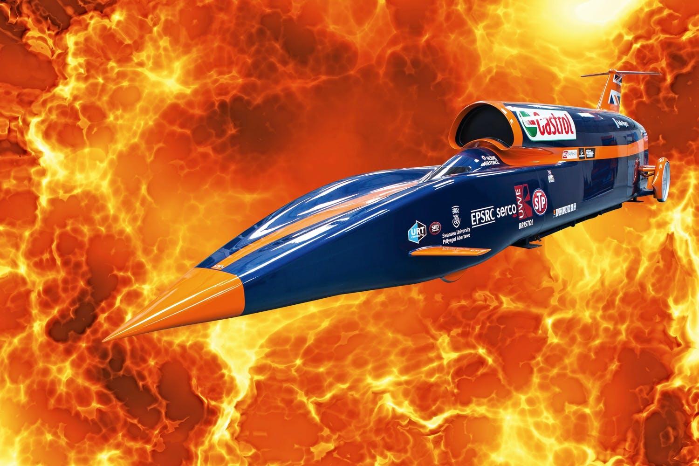 Verdens hurtigste bil 18/2014