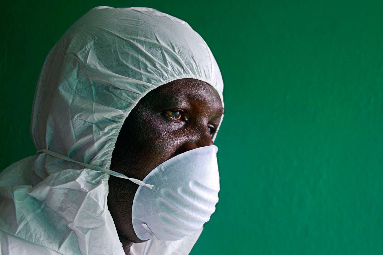 Ebola i Afrika