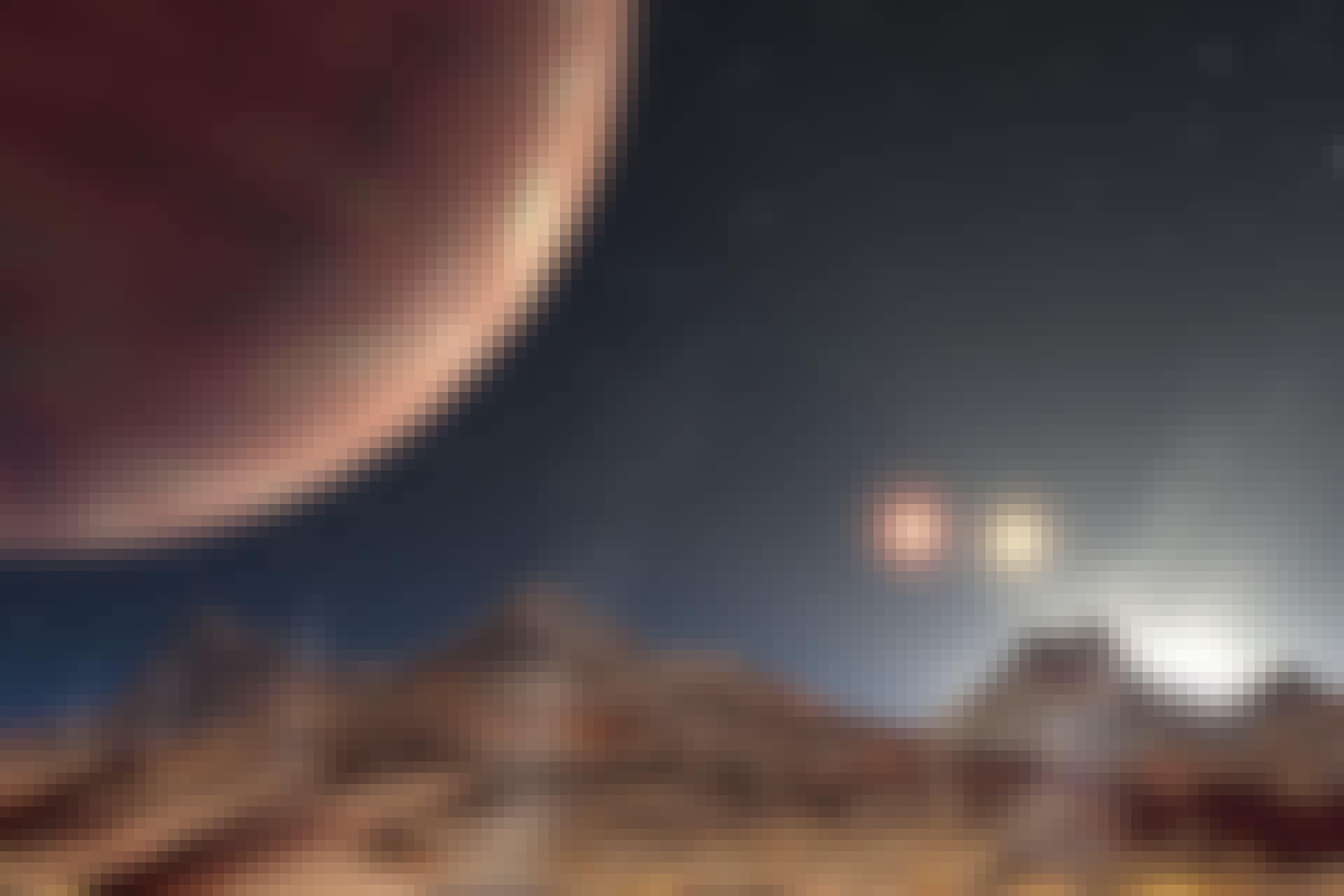 Planeter: Tre stjerner og gådefuld