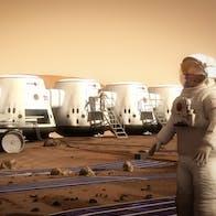 Mars One bakgrunn for oppdraget til Mars