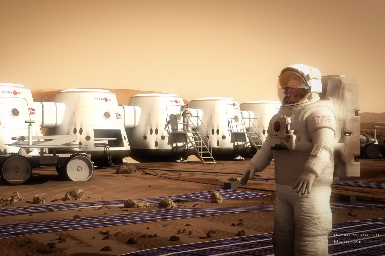 Mars One - bakgrunden till uppdraget till Mars