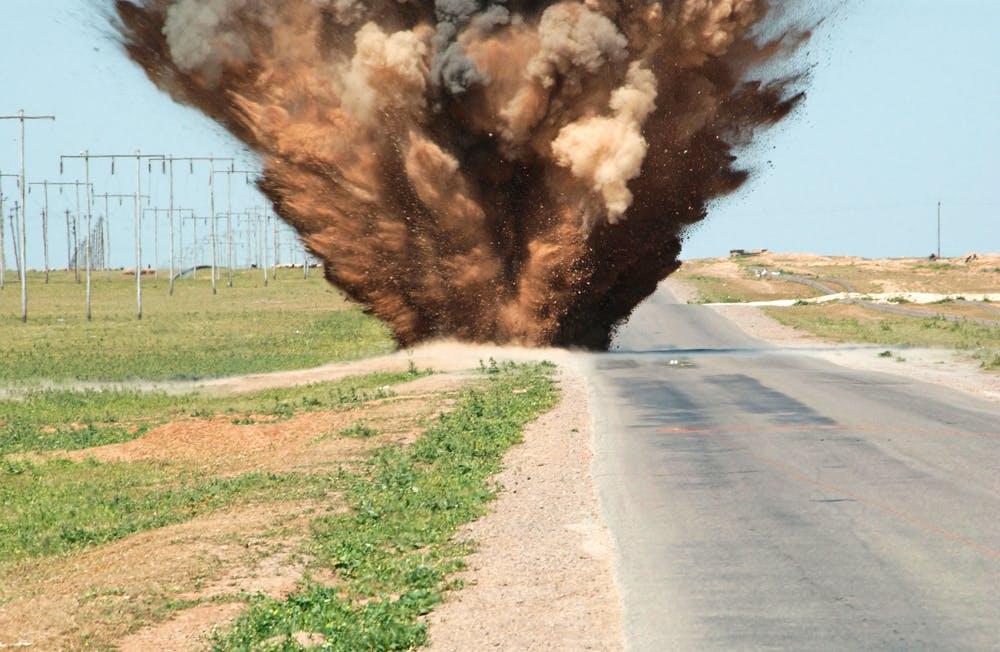 Plastic explosive 16/2014
