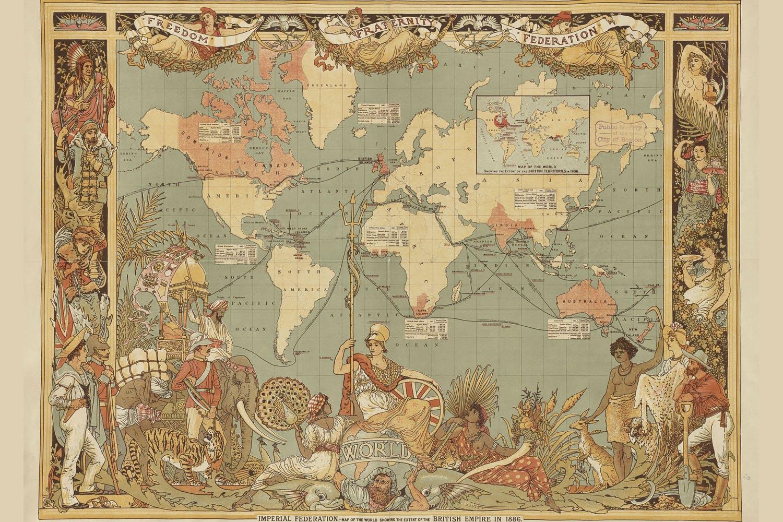Largest empire