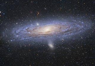 Where did big bang happen
