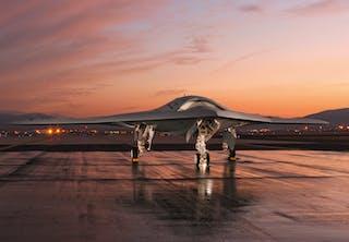 Drone X-47B