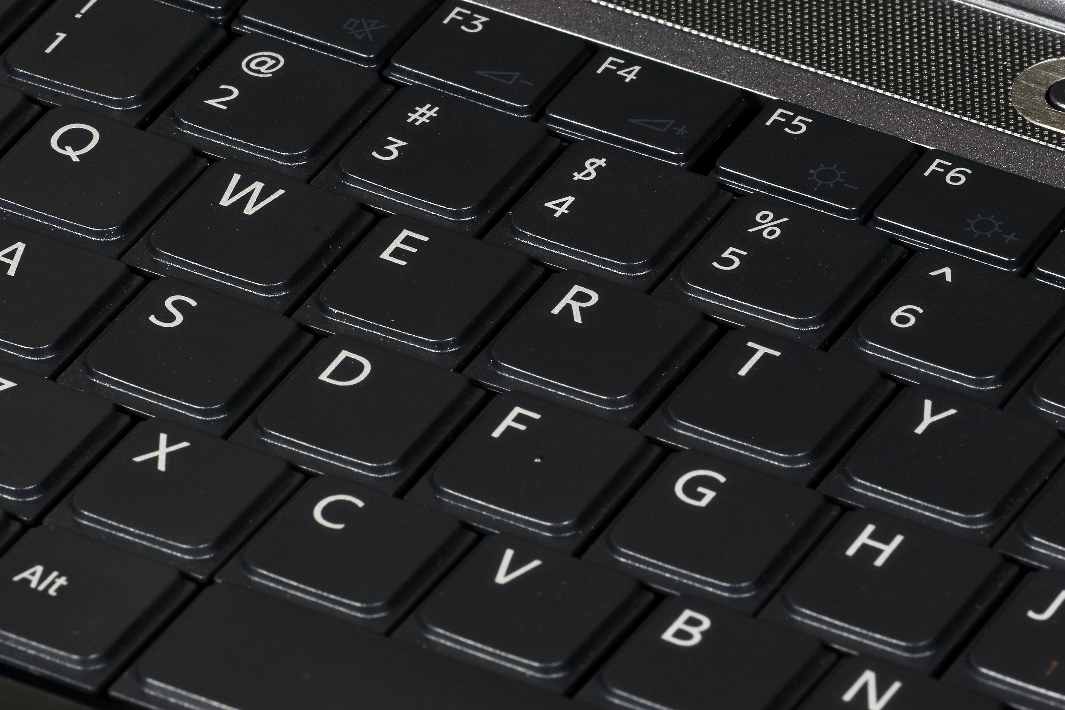 Keyboard qwerty