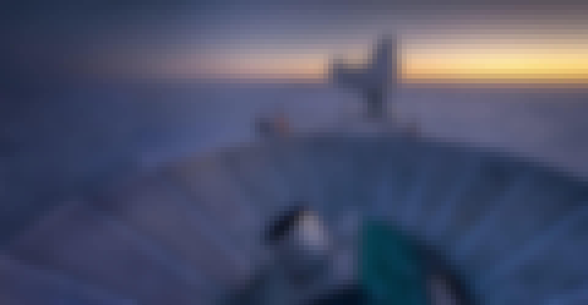 Teleskop på sørpolen