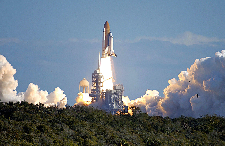 Columbia spaceship