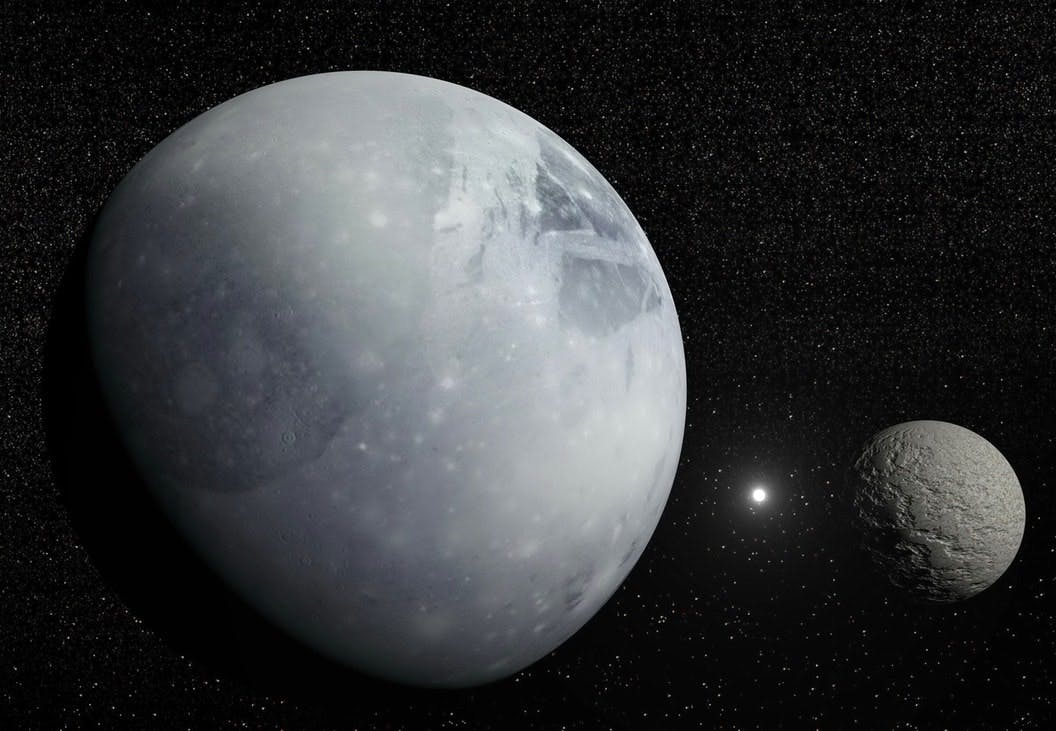 Pluto måner