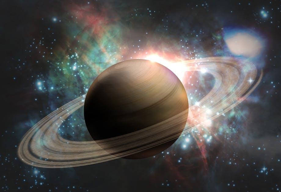 Saturnus ringar