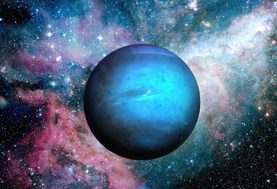 Neptune_solar system theme