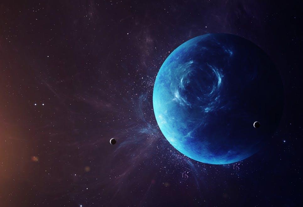 Neptun planeten