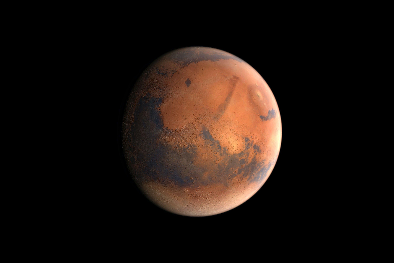 Mars_solar system theme