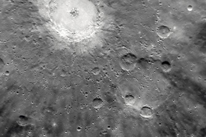 Merkurius planeten