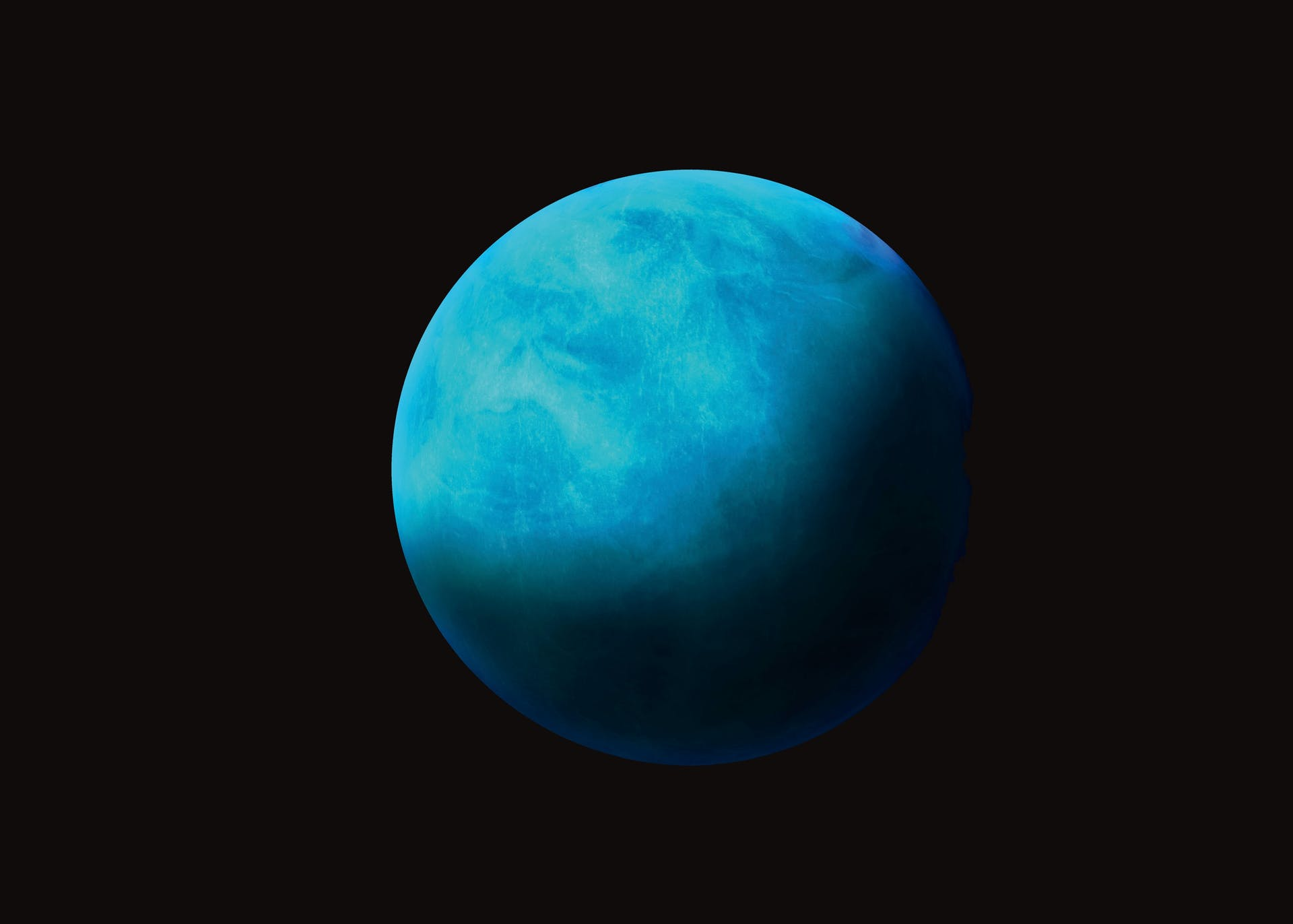 Uranus cold planet