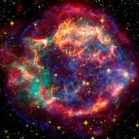 kepler supernova DK