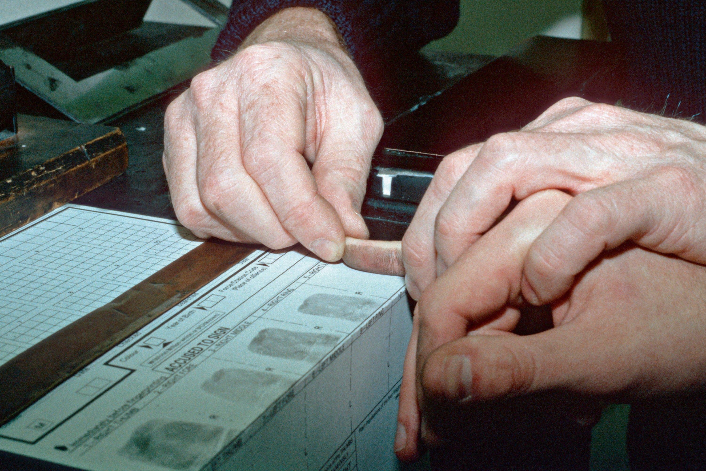 unique finger prints