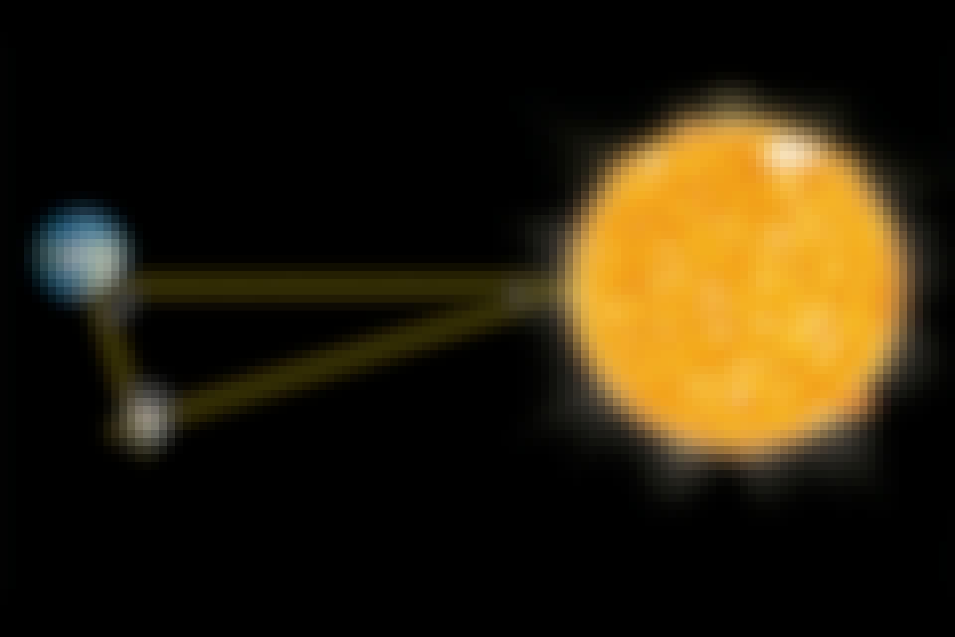 sun distance