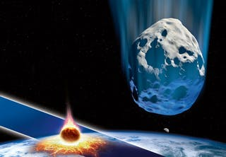 meteor asteroide theme