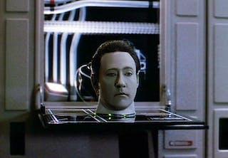 scifi robot