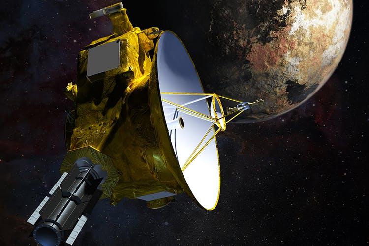 New Horizons Rymdsond