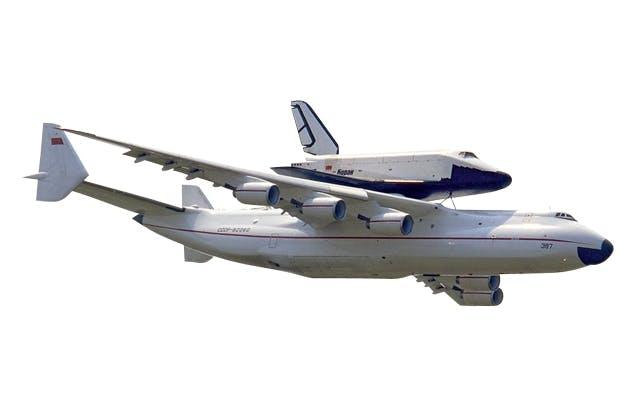 Antonov Airplane