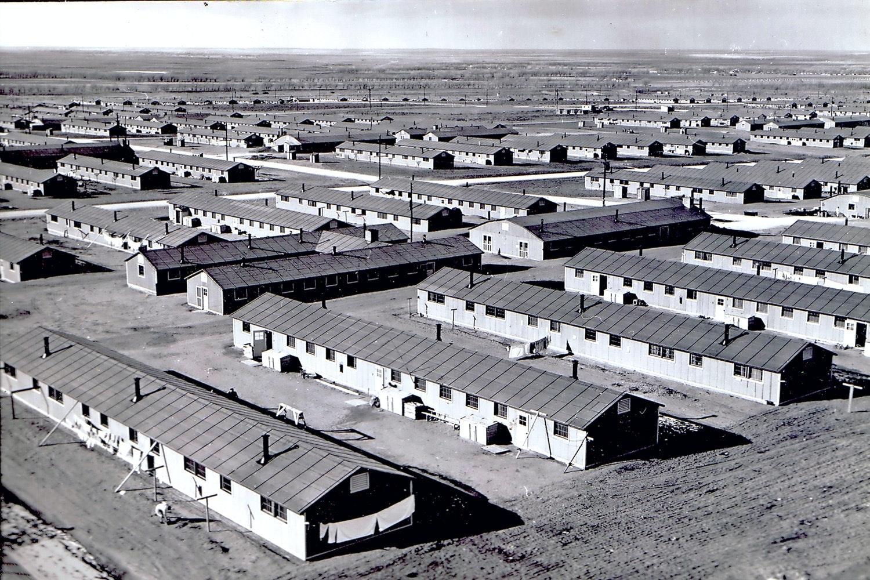Camp Amache august 1942
