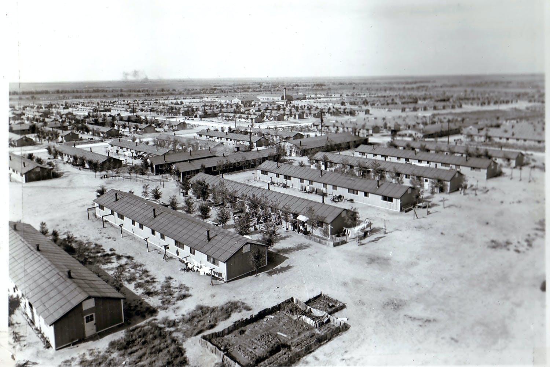 Camp Amache 1944