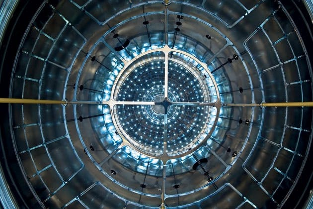 CERN chamber simulating the atmosphere